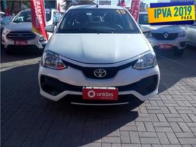 Toyota Etios 1.3 X 16v Flex 4p Manual