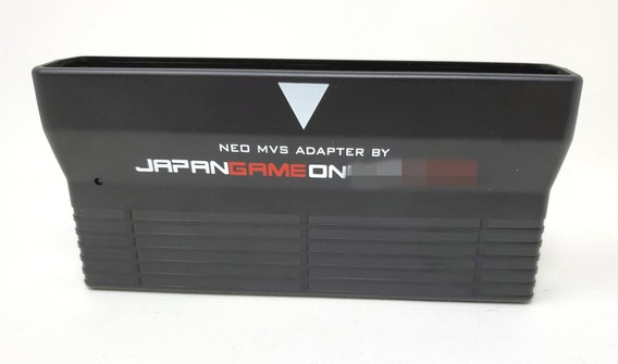 Adaptador Neo Geo - Jogue Arcade No Console Aes Doméstico