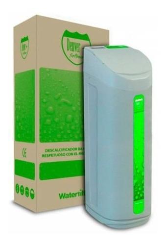 Ablandador De Agua Denver Bio 30 Litros De Resina