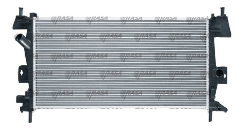 Radiador Ford Focus 12-18 L4 2.0