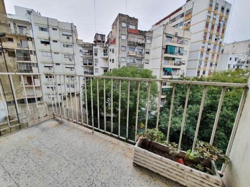 Departamento De 2 Ambientes Con Balcón Y Vista Abierta