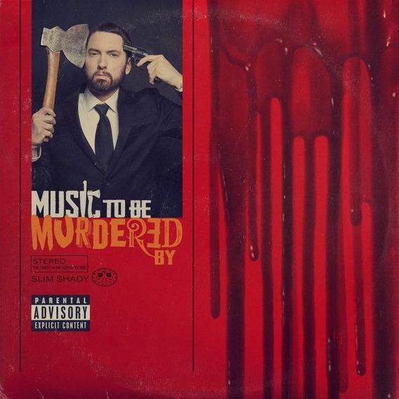 Eminem Music To Be Murdered By Cd Nuevo 2020 Original