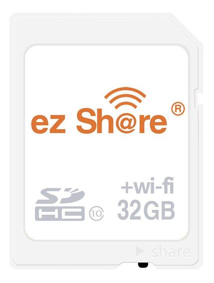 Ez Share Cartão Sd Sem Fio Wi-fi Cartão De Compartilhar Sdhc