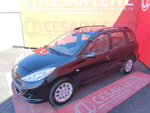 Imagem 1 de 10 de Peugeot 207 Sw Xs-a 1.6 16v (tip) Flex 4p