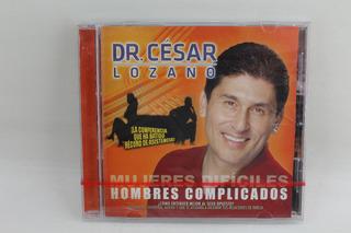 Cd 192 Cesar Lozano -- Mujeres Dificiles Hombres Complicados