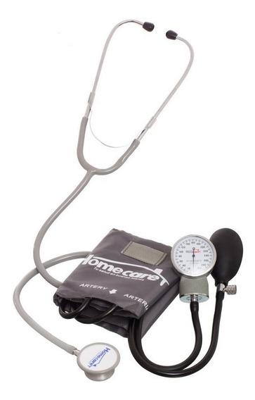 Kit Baumanometro Con Estetoscopio Duplex 2600 - Homecare