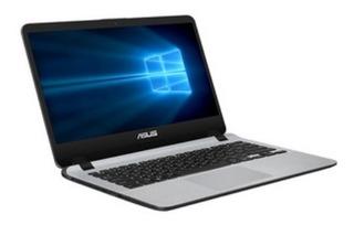 Laptop Asus F407ua-bv478r I3 7020u 4gb 1tb+16gb 14 W10p /vc