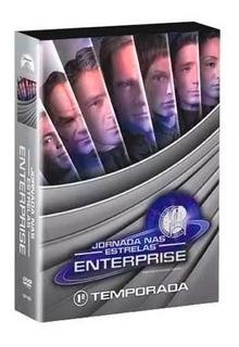 Box Jornada Nas Estrelas Enterprise 1ª Temporada Original