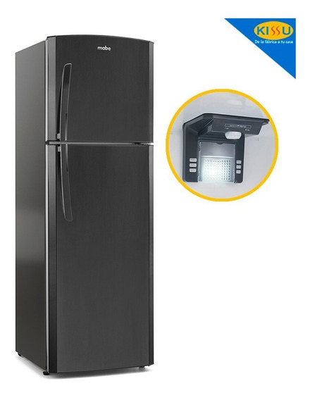 Refrigeradora Mabe 230 Lt No Frost Luz Led Gratis Sanduchera