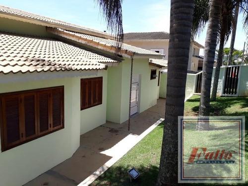 Chácara Para Venda Em Itatiba, Condomínio Parque São Gabriel, 4 Dormitórios, 2 Suítes, 3 Vagas - Ch0012_2-1155016