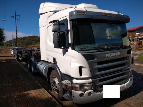 Scania P340 6x2 2011