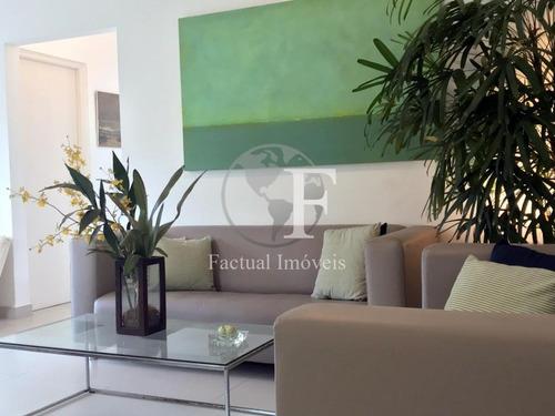 Apartamento Com 3 Dormitórios À Venda, 87 M² Por R$ 530.000 - Pitangueiras - Guarujá/sp - Ap9956