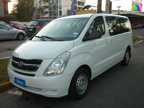 Hyundai H-1 2.5 Crdi Gl 3s Doble Puerta 2014