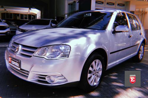 Volkswagen Golf Advance 1.6 2008 Full Con Llantas, 4 Lev Vid