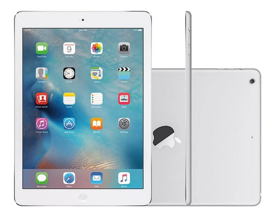 iPad Air Apple Wi-fi 4g 32gb Prata 5ª A1475 -[semi Novo]