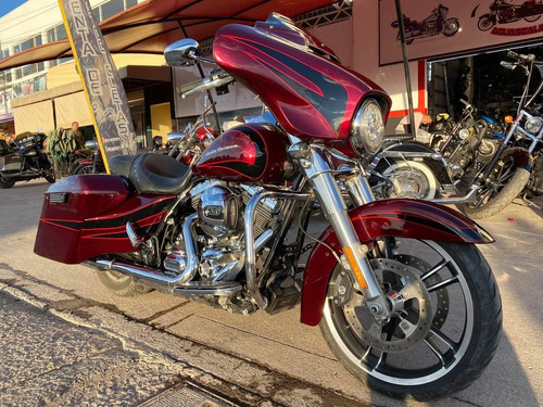 Imagen 1 de 9 de Harley Davidson Street Glide 2014 Flamante