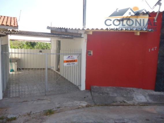 Casa Para Locação Jardim Olivio Moro, Varzea Paulista - Ca00501 - 3510272