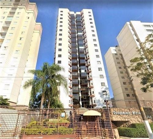 Imagem 1 de 17 de Apartamento Com 3 Dormitórios À Venda, 76 M² Por R$ 529.000 - Vila Prudente - São Paulo/sp - Ap5418