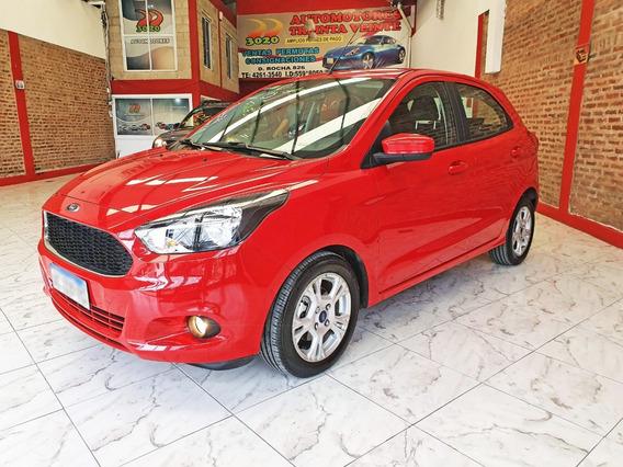Ford Ka Sel 1.5 2018 Unica Mano