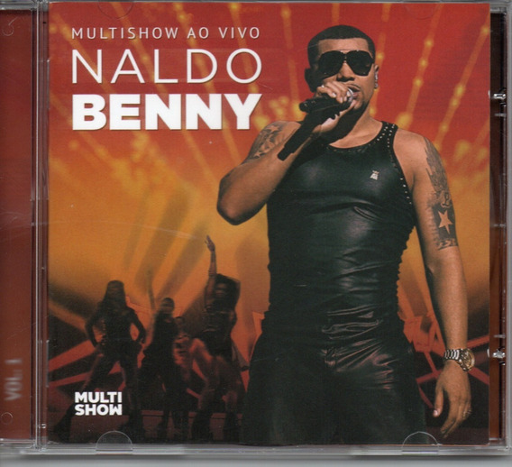 Cd Naldo Benny - Multishow Ao Vivo - Jbm