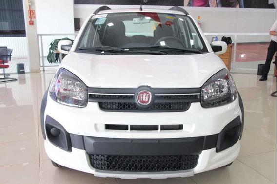 Fiat Uno Way 1.0 Flex