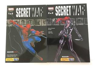 Comic Marvel: Secret War. Ed. Deux