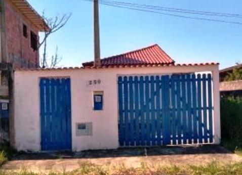 Casa Com Valor Acessível Na Praia De Itanhaém, Financia!