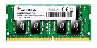 Memoria Ram Para Pc Adata - 8 Gb