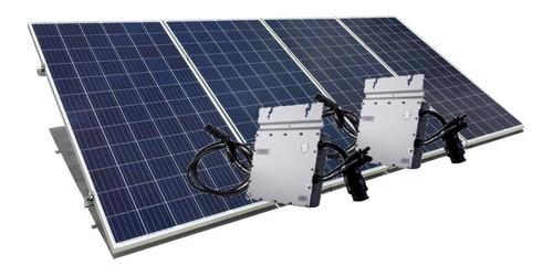 Imagen 1 de 4 de Kit De Paneles Solares - 355kwh Bimestral - 4 Paneles 335w