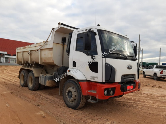 Ford Cargo Traçado 2628 Caçamba S/arla 26220 2729 2423 26260