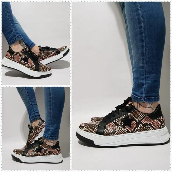 Zapatillas De Mujer Excelente Calidad Talle Del 35 Al 40