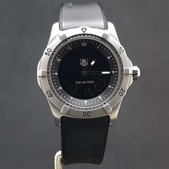 Tag Heuer 2000 Multigraph