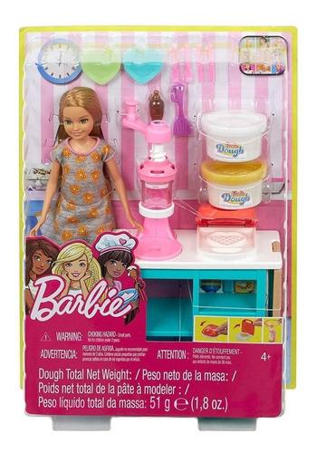 Barbie Stacie Desayuno, Mattel