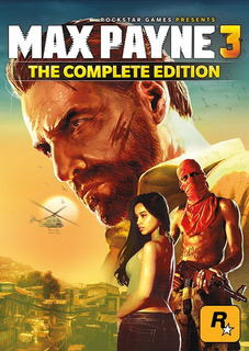 Max Payne 3 Complete Edition Digital Pc