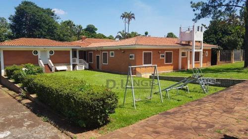 Venda E Locação De Casa No Parque Taquaral - Ca13948