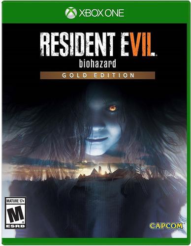 Resident Evil 7 Vii Gold Edition Fisico Nuevo Xboxone Dakmor