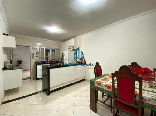 Imagem 1 de 21 de Casa Com 2 Dorms, Jardim Santa Maria (nova Veneza), Sumaré - R$ 329 Mil, Cod: Ca1190 - Vca1190
