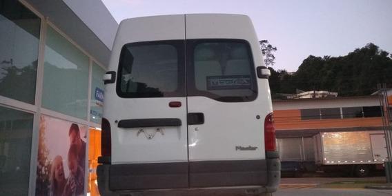 Oportunidade Renault Master Venda / Troca *sem Motor