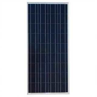 Panel Solar Fotovoltaico 100w Policristal Electrocomponentes