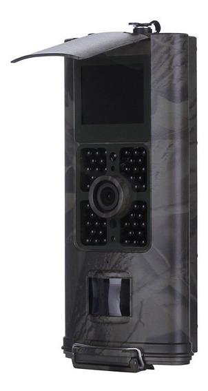 Câmera De Trilha Hc 300a Lixada 12mp 1080 Com Visor Lcd
