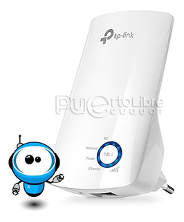 Repetidor Wifi Tp Link Amplificador Señal Extensor Wireless