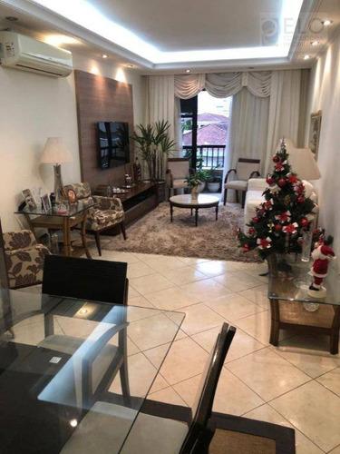Imagem 1 de 23 de Apartamento À Venda, 138 M² Por R$ 850.000,00 - Embaré - Santos/sp - Ap2381