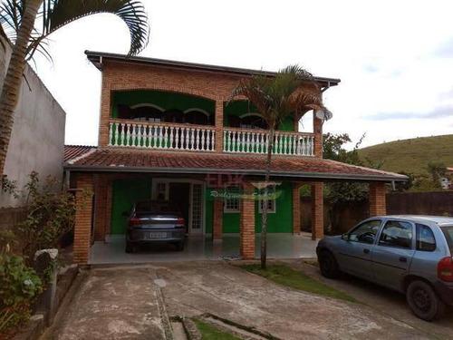 Imagem 1 de 14 de Casa Com 5 Dormitórios À Venda, 248 M² Por R$ 583.000 - Freitas - São José Dos Campos/sp - Ca5845