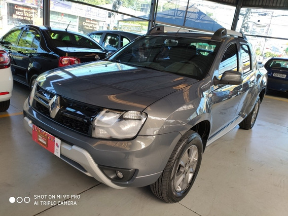 Renault Duster Oroch 2017 1.6 16v Dynamique Sce 4p