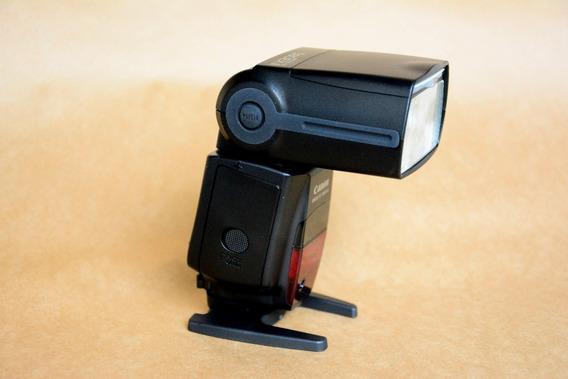 Flash Canon 580 Exii - Seminovo Abaixei