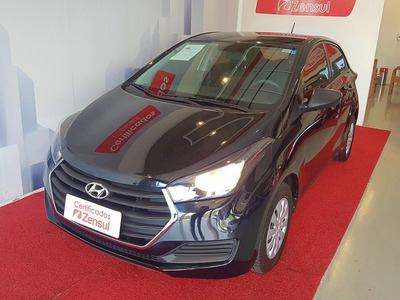 Hyundai Hb20 Hb20 Comfort Style 1.0 Tb Flex 12v Mec.