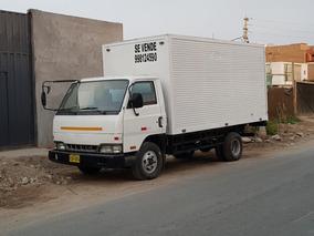 Remato Camión Kia Trade Furgón Cerrado