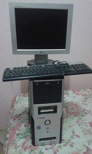 Computador Lg Windows 7 Funcionando Perfeitamente