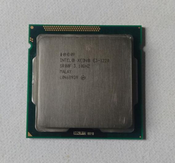 Intel Xeon E3-1220 8m Cache 3.10 Ghz 4 Núcleo 4 Threads