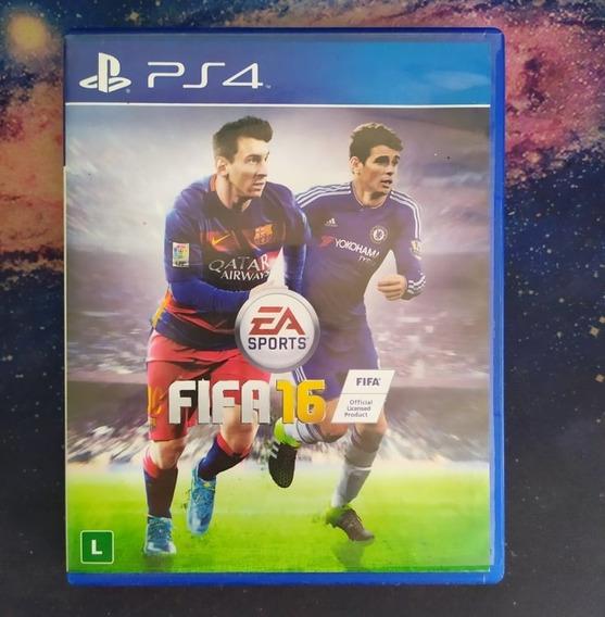 Fifa 16 Playstation 4 - Original Usado